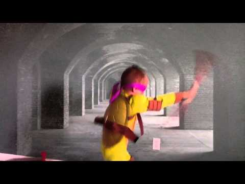 """Teenage Mutant Ninja Turtles Theme Song"" Fan Video"