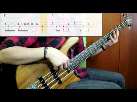 Israel Houghton - Surely Goodness (Bass Cover) (Play Along Tabs In Video)