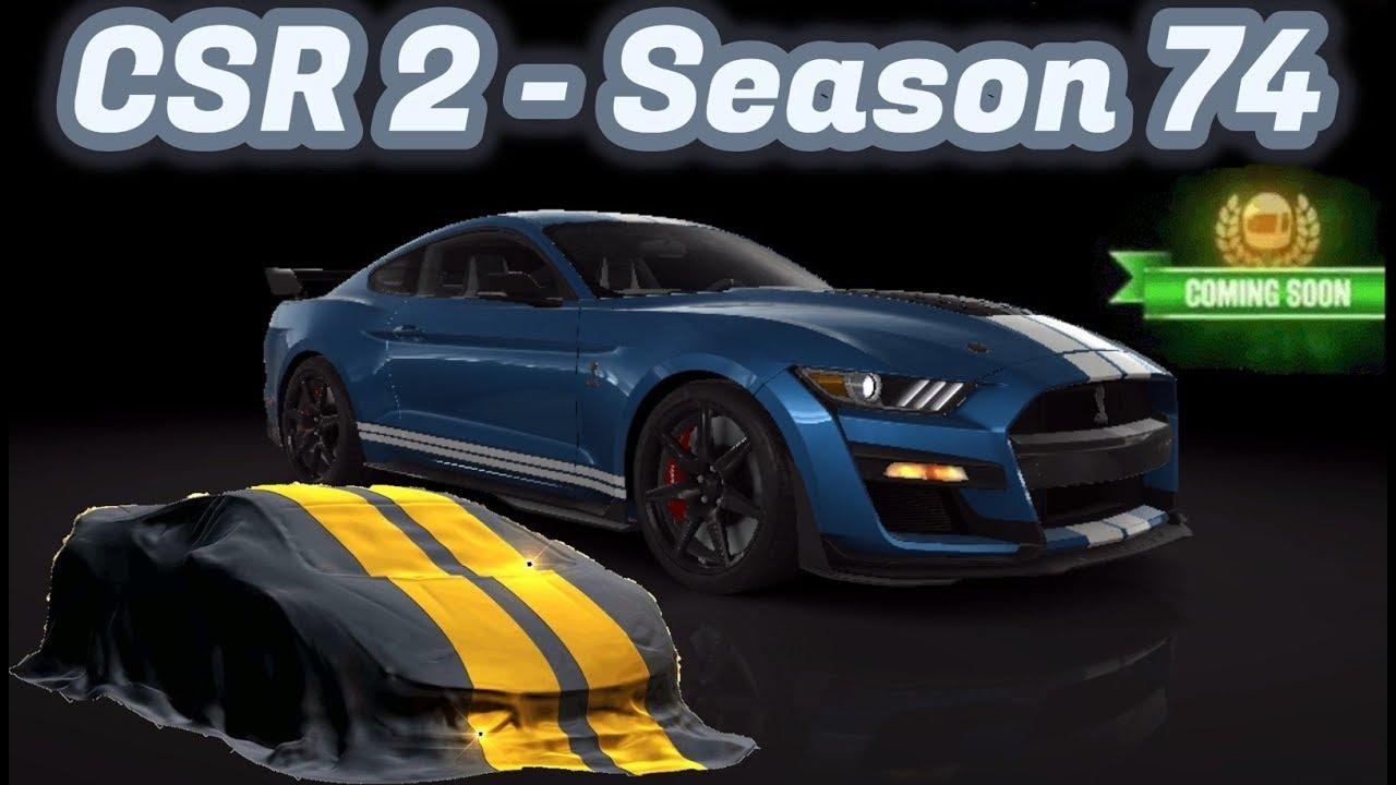 Csr2 Season 74