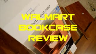 Walmart 3-shelf Bookcase Review ( Ameriwood & Mainstays) Gaming Room Setup Upgrade