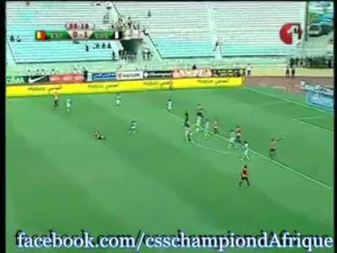 Club Sportif Sfaxien 2-0 Esperance de Tunis COUPE DE TUNISIE : Buts Ali Maaloul et Med Ali Moncer