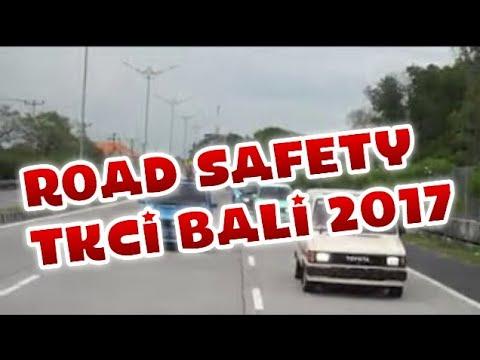 Road Safety TKCI BALI ,  March 2017 to Pandawa Beach Bali Indonesia