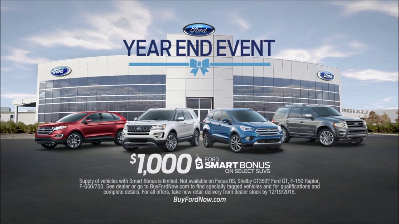 Ford Dealership Kansas City >> Ford Year End Event Kansas City Ks Ford Dealership Kansas