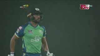 Mohammad Nawaz's 54 Run Against Khulna Titans || 28th Match || Edition 6 || BPL 2019