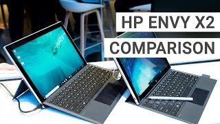 HP Envy X2 Comparison: Qualcomm vs. Intel Edition