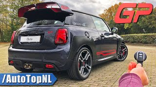 MINI JCW GP3 REVIEW on AUTOBAHN [NO SPEED LIMIT] by AutoTopNL