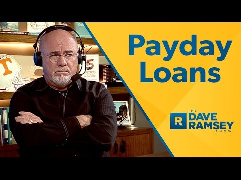 Payday Loan Companies are Robbing You!