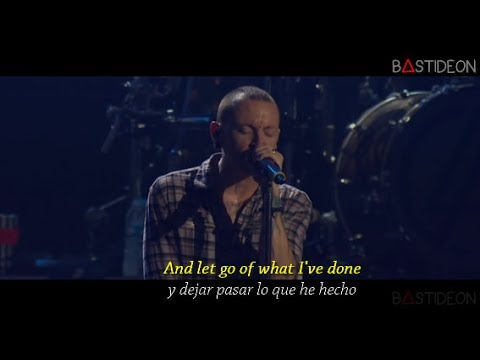 Linkin Park What I Ve Done Sub Español Lyrics Youtube