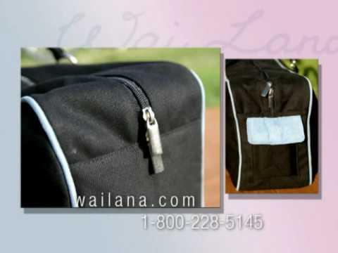Sleek, Durable & Versatile Yoga Bag | Wai Lana Urban Yoga Bag