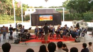 PON DE REPLAY ~ 2012 MARCHING BAND CONCERT ( TP )
