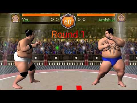 ►Sumo wrestling Revolution 2017: Pro Stars Fighting  - Android HD Gameplay