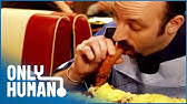 Beating the 2,000,000 Calorie Buffet (Eating Competition Documentary)  Only Human