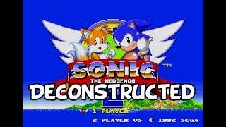 Sonic 2 - Casino Night (2 player) - Deconstructed
