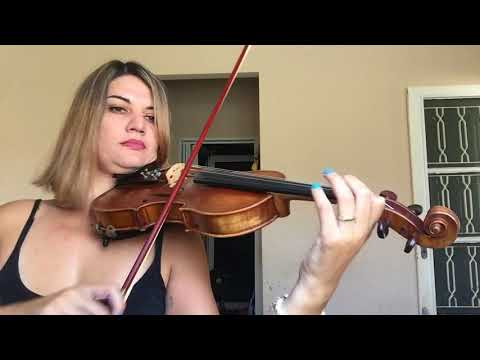 Samba de Ninar - Violino