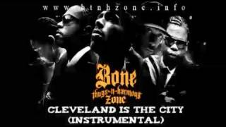 Bone Thugs - Cleveland Is The City - Exclusive Official Instrumental