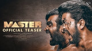 Master – Official Teaser | Thalapathy Vijay | Malavika Mohanan | Aniruth | Lokesh kanagaraj