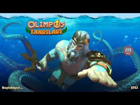 Olimpos Tanrıları - Android Strateji Oyunu