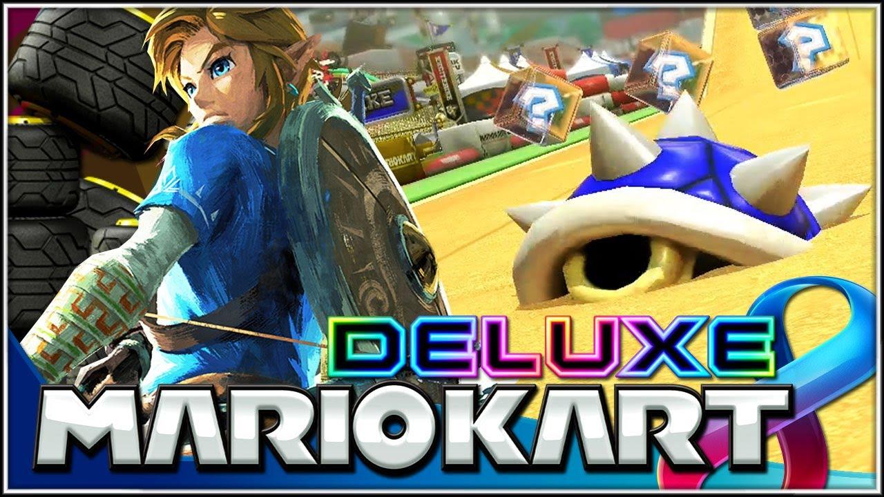 Algo inimaginable!!! | Mario Kart 8 Deluxe (Switch) | Castigo de Splatoon 2