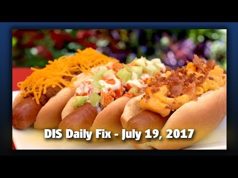 DIS Daily Fix | Your Disney News for 07/19/17
