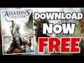 How To Download Assassin Creed 3 For FREE On PC[Working 100%][Windows 7/8/10](DIRECT LINKS+TORRENT)