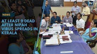 At least nine dead after Nipah virus spreads in Kerala