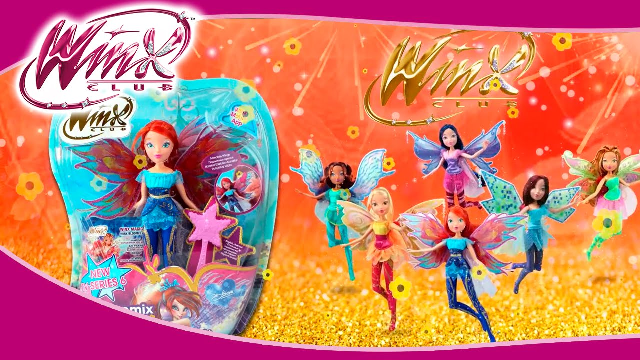 Winx Club - Bloomix Fairy [TV SPOT - Vietnam] - YouTube