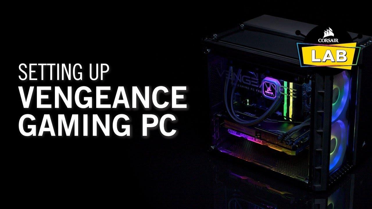 CORSAIR VENGEANCE 5180 Gaming PC