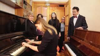 Новое поколение механики пианино  Фильм 1