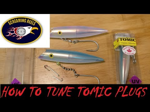 How To Tune Tomic Plugs
