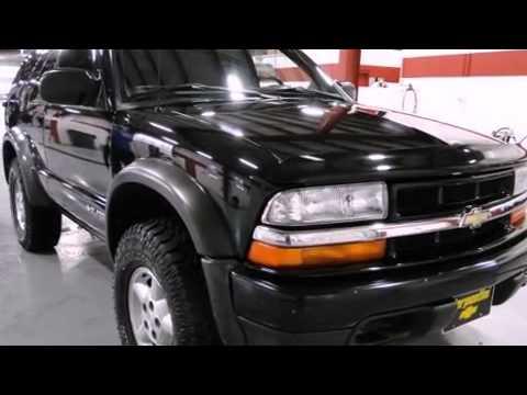 2005 Chevrolet Blazer LS ZR-2 4WD in Strongsville, OH ...