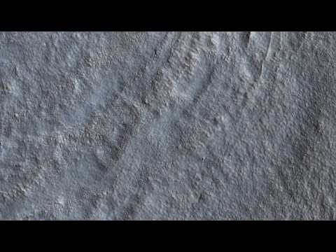 Mars: What Lies Beneath: Surface Patterns of Glacier-Like Landforms