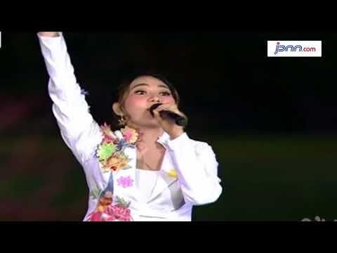 Lip Sync di Pembukaan Asian Games, Via Vallen Minta Maaf