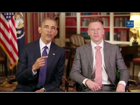 Macklemore Tells  His Addiction Story, Obama Asks Congress To Help