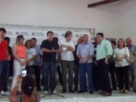 Visista do Gov Ricardo Coutinho à Piancó oblogdepianco by Antonio Cabral