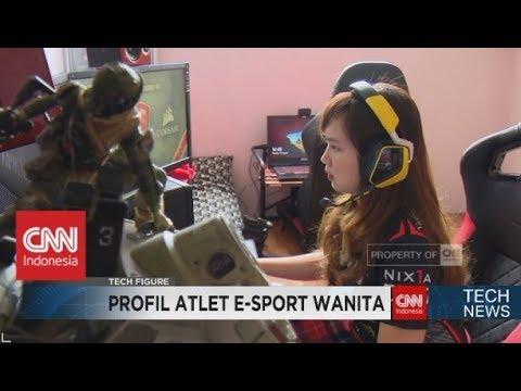 Tak Hanya Cantik, Wanita Ini Juga Handal dalam Bermain Game - TechNews
