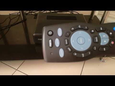 Pairing IQ3 remote control
