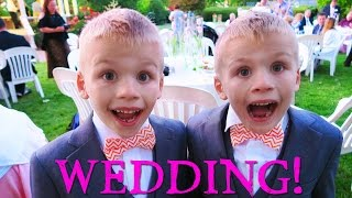WEDDING! || Mommy Monday thumbnail