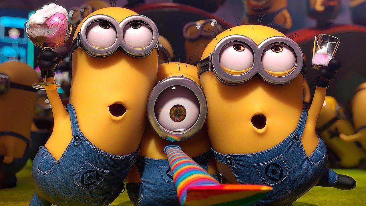 Die Minions 3d