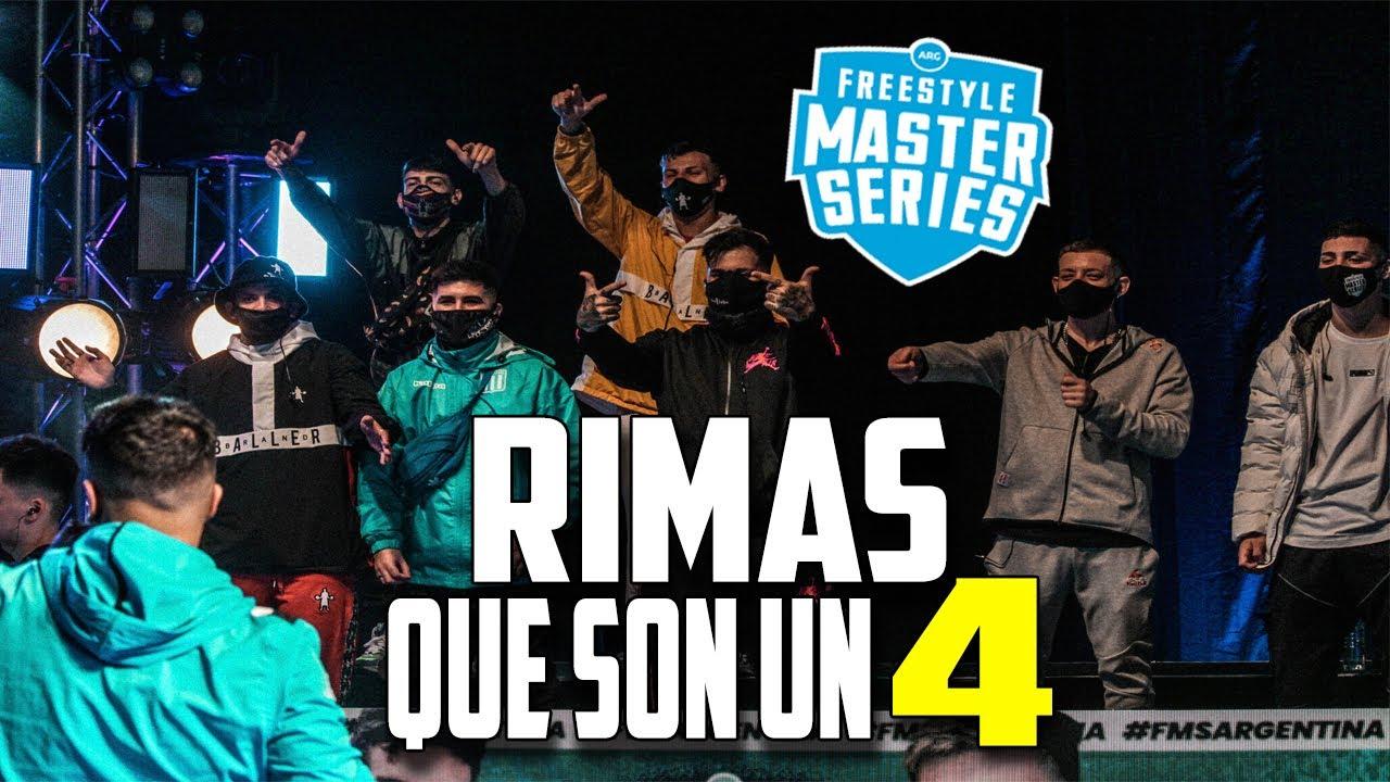RIMAS QUE SON UN 4 | FMS Argentina 2020-2021