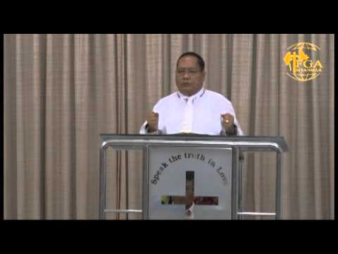 Rev. Dam Suan Mung on May 01, 2016(M)