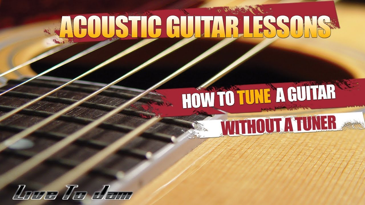 how to tune a guitar by ear without tuner learn to tune guitar tuning for beginners youtube. Black Bedroom Furniture Sets. Home Design Ideas