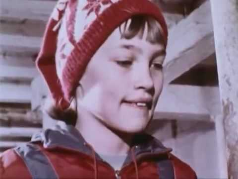 Sustainable Farming Farm Family in Winter (1967) Rare Docume
