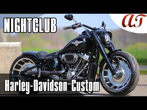 Repeat Harley Davidson 2019 Fat Boy Custom Nightclub A T