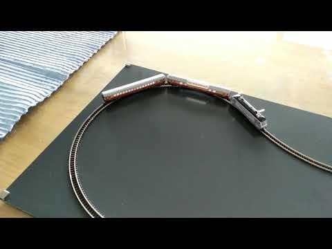 maerklin spur z foldable model railroad