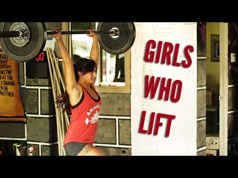Thumbnail: Problems Only Girls Who Lift Understand