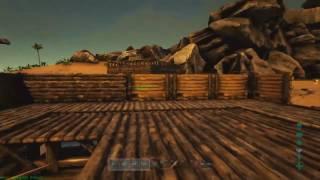 [TUTO FR] ARK: Survival Evolved PS4 - construction de bateau facile est pratique