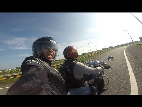 Ride Along Motorcycle Tour to Baler - part 1 (LETS RIDE!)