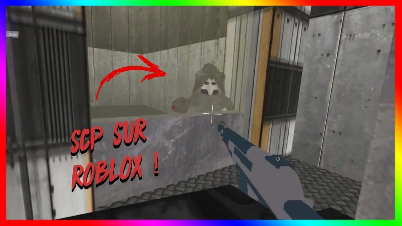 Scp Rp Scp Sur Roblox Roblox Youtube