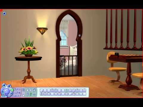The Sims 2 Universal Baby Gate