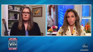 """Mary Trump says Trump Used N-Word as """"Generalization"""" 